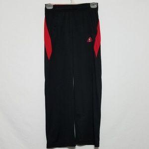 2/$30 Adidas Boy's Small Black Sweatpants Joggers